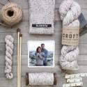 WYS The Croft - Shetland Tweed Aran