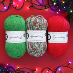 WYS Signature 4 Ply - Christmas Special