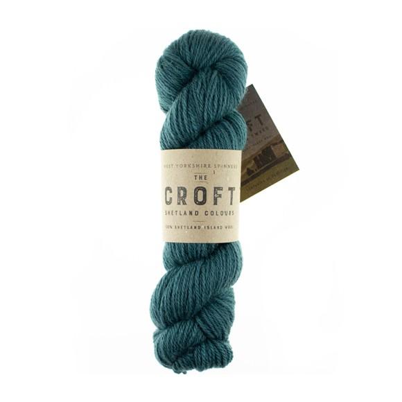 The Croft - Shetland Colours Aran - Seafield 339