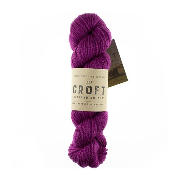 The Croft - Shetland Colours Aran - Ollaberry 568