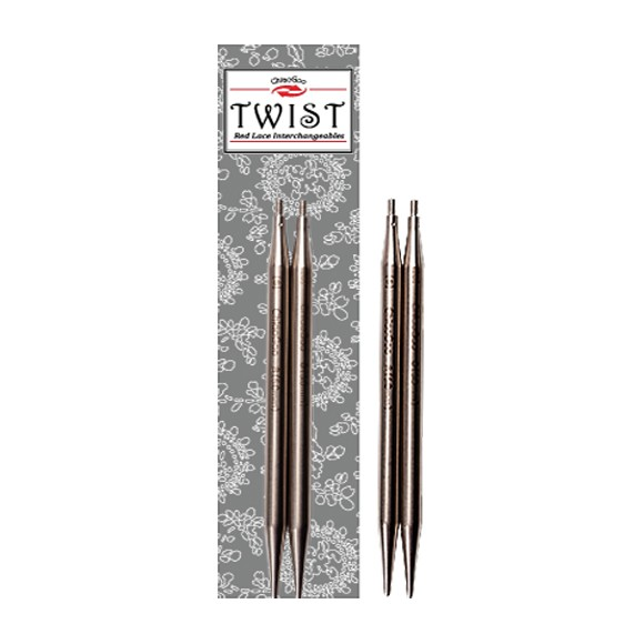 ChiaoGoo Twist Lace 10cm - Aguja Circular Intercambiable