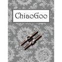 ChiaoGoo Conectores de Cable