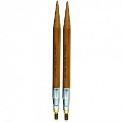 HiyaHiya Aguja Circular Intercambiable Bamboo 5''