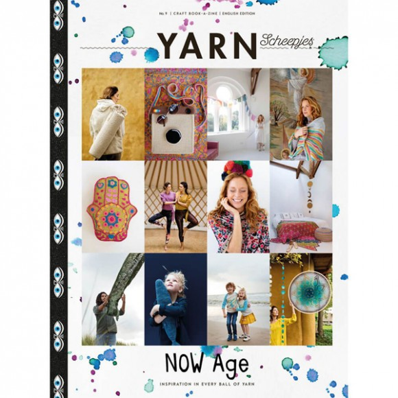 Scheepjes Book YARN 9 - NOW age
