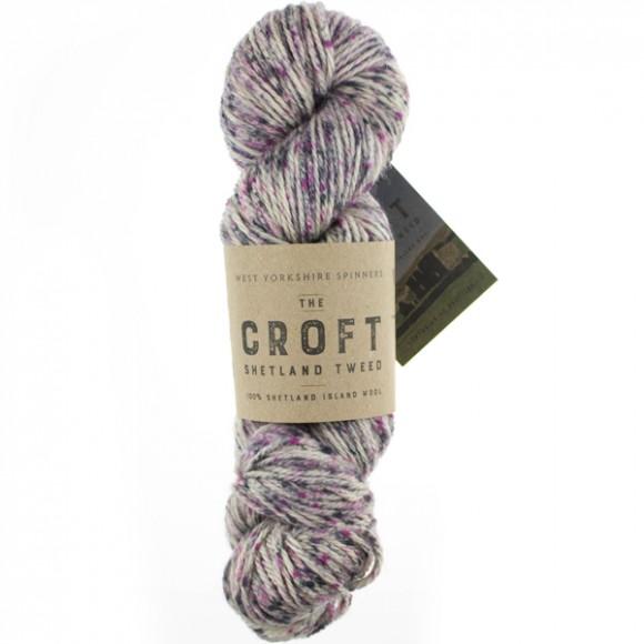 WYS The Croft - Shetland Tweed Aran - 761 Maryfield
