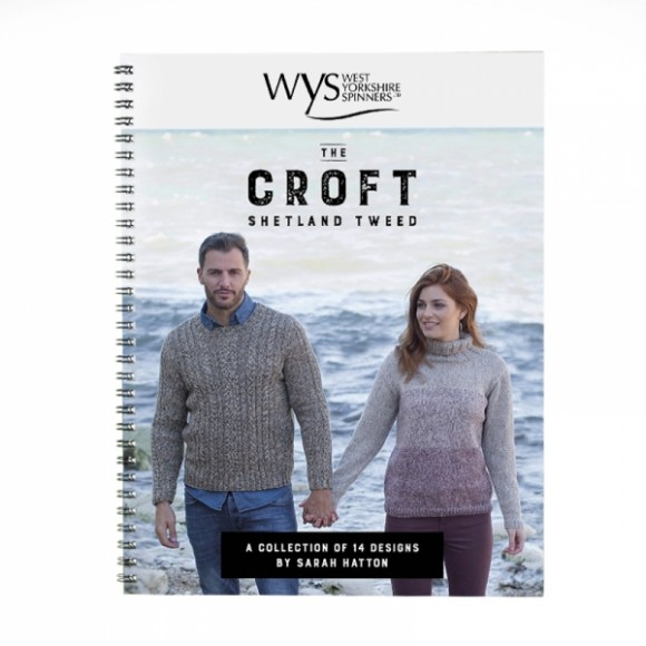 "Libro de Patrones ""The Croft"""