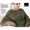 Malabrigo - Book 17 Ponchos & Familia