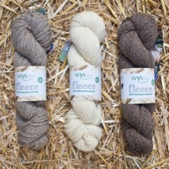 WYS 100% Bluefaced Leicester DK