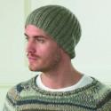 "Patrón ""Mens Beanie Hat"""