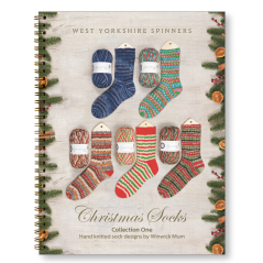 "WYS ""Signature Christmas Collection "" Libro de Patrones"