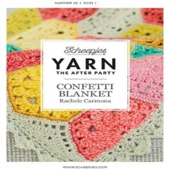 Scheepjes Yarn The After Party 42 - Confetti Blanket