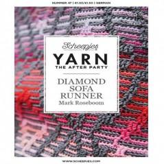 Scheepjes Yarn The After Party 47 - Diamond Sofa Runner