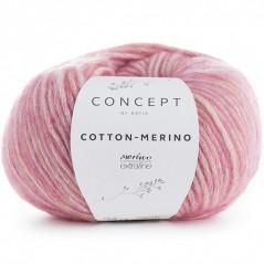Katia Concept Cotton Merino 119 rosa malva