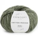 Katia Concept Cotton Merino 122 verde pálido
