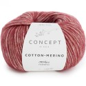 Katia Concept Cotton Merino 125 granate