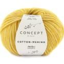 Katia Concept Cotton Merino 135 Ocre