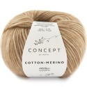 Katia Concept Cotton Merino 138 marrón señales