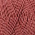 DROPS Nord Uni Colour 21 rojo ladrillo