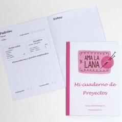 Mi Cuaderno de Proyectos - AMA LA LANA