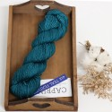 Malabrigo Caprino 412 Teal Feather