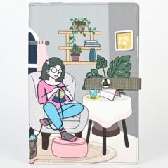 KnitPro Passion - Archivador de Gráficos