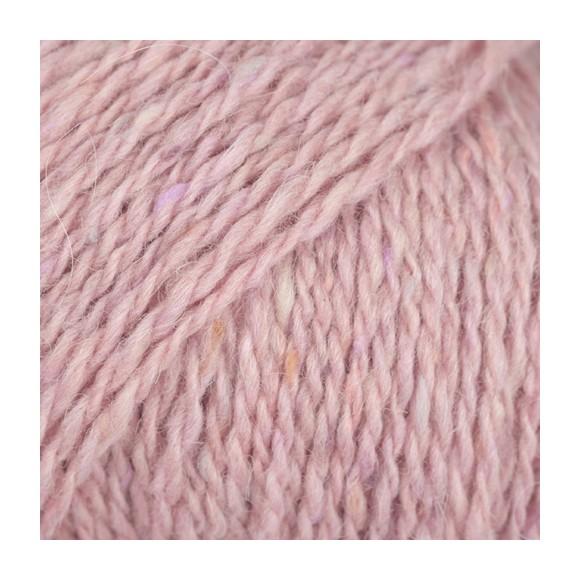 DROPS Soft Tweed - MIX 12 helado de fresa