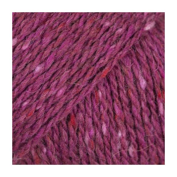 DROPS Soft Tweed - MIX 14 sorbete de cereza