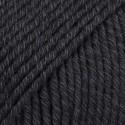DROPS Cotton Merino 02 negro