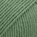 DROPS Cotton Merino 11 verde bosque