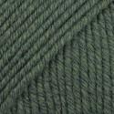 DROPS Cotton Merino 22 verde oscuro