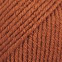 DROPS Cotton Merino 25 cobrizo