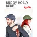 "Patrón ""Buddy Holly Beret"""