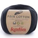 Katia Fair Cotton 02 negro