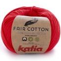 Katia Fair Cotton 04 rojo