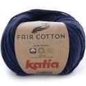 Katia Fair Cotton 05 azul oscuro