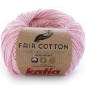 Katia Fair Cotton 09 rosa