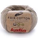 Katia Fair Cotton 23 marrón corzo