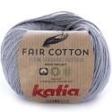 Katia Fair Cotton 26 gris medio