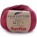 Katia Fair Cotton 27 granate