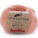 Katia Fair Cotton 28 salmón