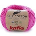 Katia Fair Cotton 33 chicle