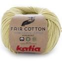 Katia Fair Cotton 34 pistacho