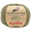 Katia Fair Cotton 36 caqui