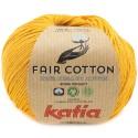 Katia Fair Cotton 37 mostaza