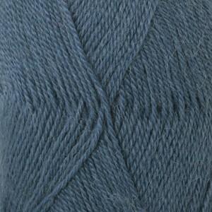 Uni Colour 6309 turquesa/gris