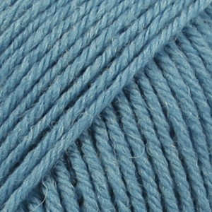 Uni Colour 60 azul turquesa