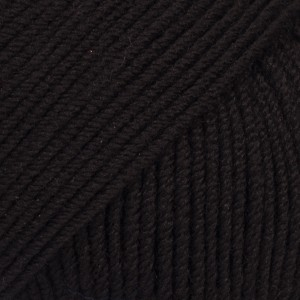 Uni Colour 21 negro