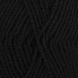 Uni Colour 04 negro