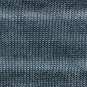 Print 12 azul jeans/verde azulado