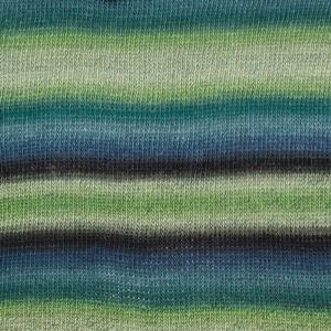 16 verde/azul